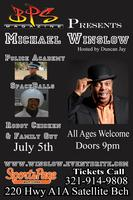 Michael Winslow (from Police Academy/ Spaceballs) Live...