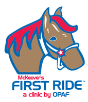 McKeever's First Ride