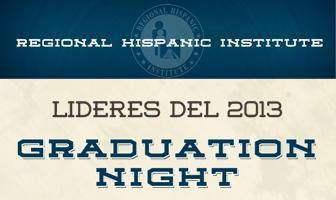 Lideres Mentorship Program Graduation Night