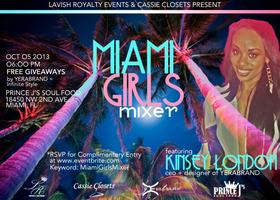 Miami Girls Mixer