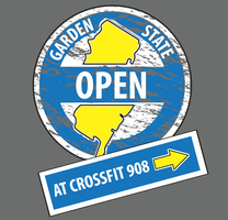 Garden State Open 2013 at CrossFit 908