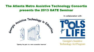 2013 GATE Seminar Exhibitor Registration