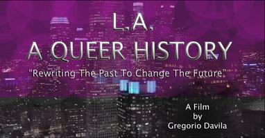 L.A. A Queer History fundraiser screening