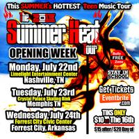 Summer Heat Tour - Forrest City, AR