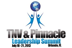 2013 TNV & Pinnacle Leadership Summit