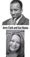Jerry Clark Workshop with Sue Mazza -  The Magic of...