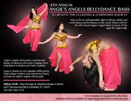 4th Annual Angie's Angels Bellydance Benefit Bash!