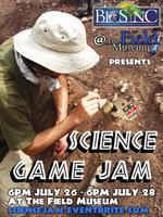Science Game Jam at the Field Museum