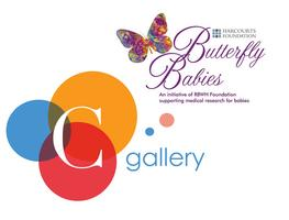 'Butterfly Babies Art Fundraiser' presented by C...