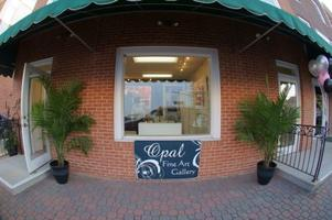 Leonardtown Slow Art Day - Opal Fine Art Gallery -...
