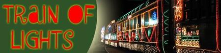 Niles Canyon Railway Train of Lights Announcement