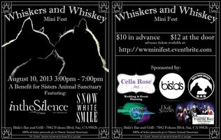 Whiskers and Whiskey Mini Fest