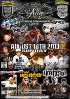 KEEPING THE LOWRIDER MOVEMENT ALIVE CUSTOM CAR SHOW...