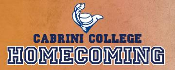 Cabrini College Homecoming 2013: for all members of...