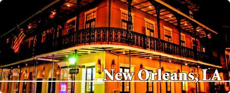 """ Who Dat New Orleans Getaway"""