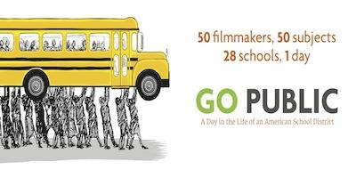 GO PUBLIC Film Screening and Discussion