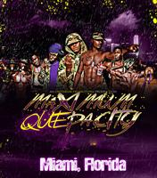 MAXIMUM QUEPACITY 8 : SAT. 8/31/13