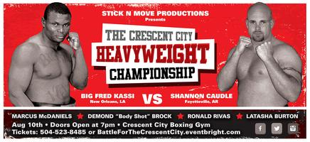 Battle for the Crescent City
