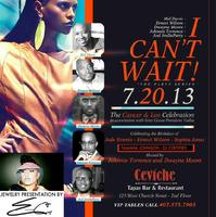 I Can't Wait (Cancer and Leo Birthday Bash)