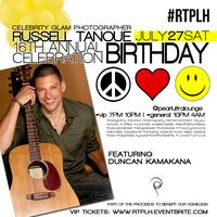 RUSSELL TANOUE BIRTHDAY FUNDRAISER CELEBRATION