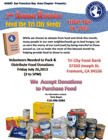 2nd Annual RAMADAN Feed the Tri City Needy