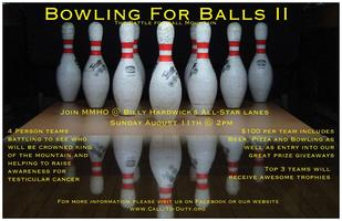 Bowling For Balls II