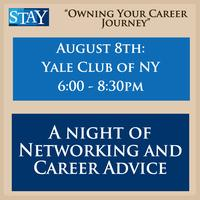 "STAY Presents: ""Owning Your Career Journey"", A Talk by..."