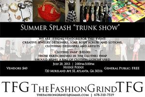 "Summer Splash ""Trunk Show"""