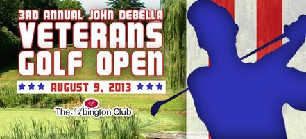 3rd Annual DeBella Veterans Golf Open