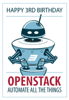 Blow Out the Candles – OpenStack Turns 3!