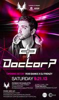 Mark the Date! The infamous Doctor P will be at...