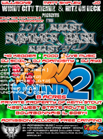 The 2013 AUGUST SUMMER BASH (Bourbonnais IL)