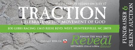 Traction ~ Celebrating the Movement of God!