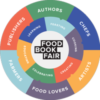 Food Book Fair - Weekend 3-Day Pass