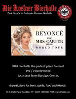 Beyonce - Mrs. Carter at the Barclays Center