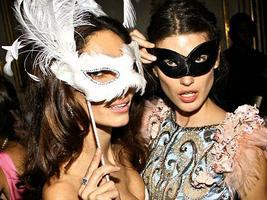 Fireworks & Mask Party @ Kensington Roof Gardens
