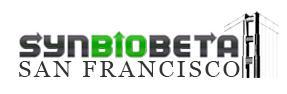 SynBioBeta SF 2013 Conference Friday & Networking...