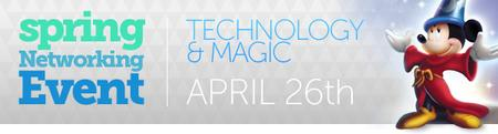 WTC Spring Networking Event: Technology & Magic