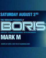 ✦ BORIS @ CLUB SPACE ✦ Saturday, August 3rd