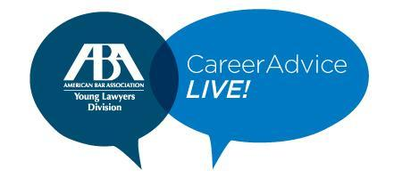 ABA CareerAdvice LIVE! - Online Chat