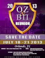 OZ / Beta Pi Chapter Reunion 2013