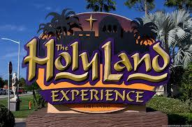 Holy Land Experience Day Trip