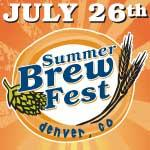 Denver Summer Brew Fest  July 26th, 2013