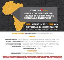 Africa & the Final Frontier:The Role of Youth in...
