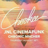 Control + Alt + Delight Presents: Cherokee &...
