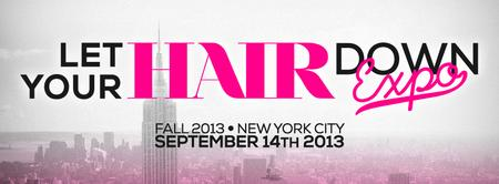 Let Your Hair Down EXPO! Fall 2013 (vendors registry)