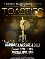 The Bronx Toastmasters End of The Year Awards