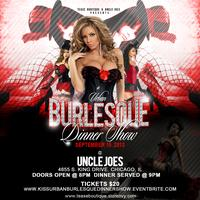 Tease Boutique & Uncle Joe's Jerk Presents a Urban...