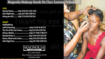 Magnolia Makeup's Girls Night Out