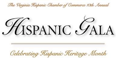 The 10th Annual Hispanic Gala in October 2013...